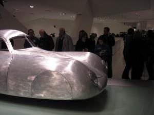 Ausflug 2012 Porsche Museum